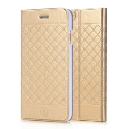 Handytasche für iPhone 6 Plus / 6s Plus - Gold
