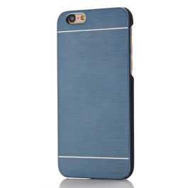 Aluminium Case für iPhone 6 Plus / 6s Plus - Dunkelblau