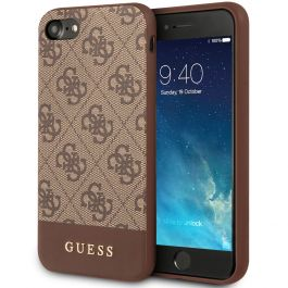 Guess Apple iPhone 7 Case - Braun