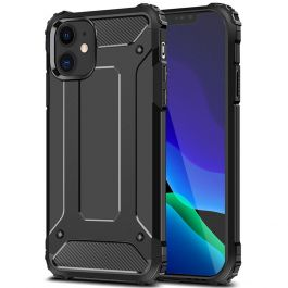 Fitsu iPhone 11 Outdoor Hülle - Schwarz