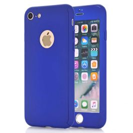 360° Hülle für iPhone 6 Plus / 6s Plus - Blau