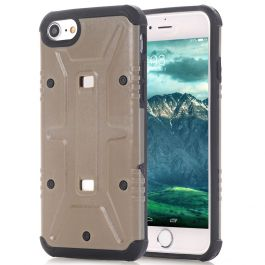 Outdoor Case für iPhone 6 / 6s - Beigebraun