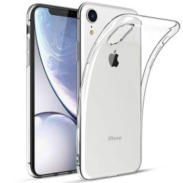 Silikon Hülle für iPhone XS - Transparent