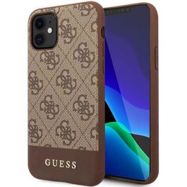 Guess Apple iPhone 11 Case - Braun