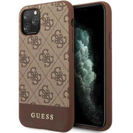 Guess Apple iPhone 11 Pro Case - Braun
