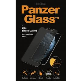 PanzerGlass™ iPhone XS Screen Protector - Privacy