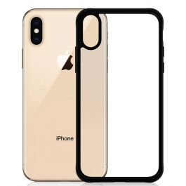 PanzerGlass™ iPhone XS Hülle - Black Edition