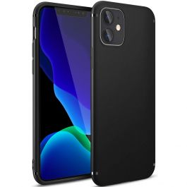Fitsu iPhone 11 Ultra Slim Case - Schwarz