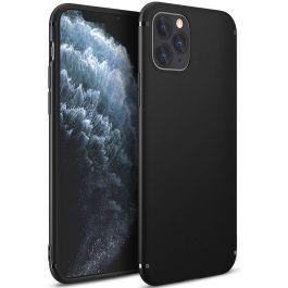 Fitsu iPhone 11 Pro Max Slim Case - Schwarz