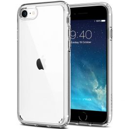Spigen iPhone 7 Hybrid Hülle - Transparent