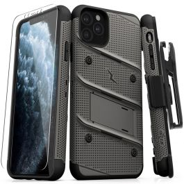 Zizo iPhone 11 Pro Outdoor Hülle - Grau