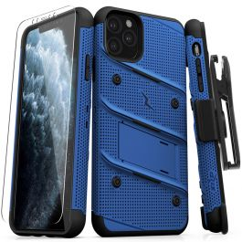 Zizo iPhone 11 Pro Max Outdoor Hülle - Blau