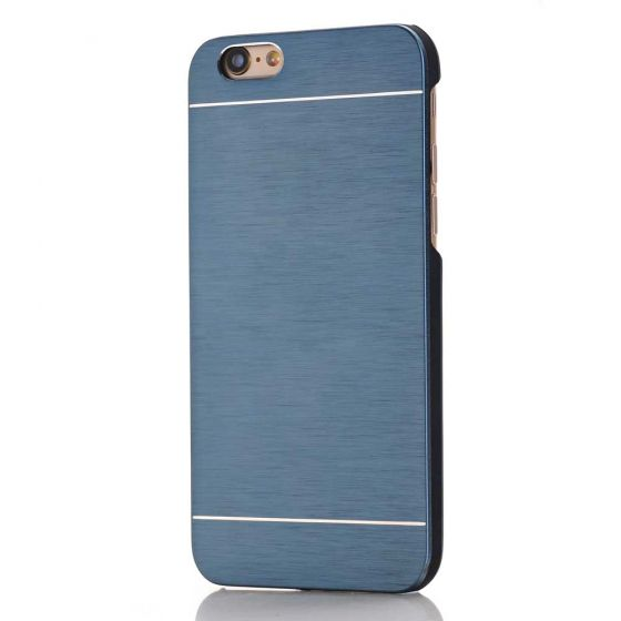 Covercase für iPhone 4 / 4s in Blau | handyhuellen-24.de
