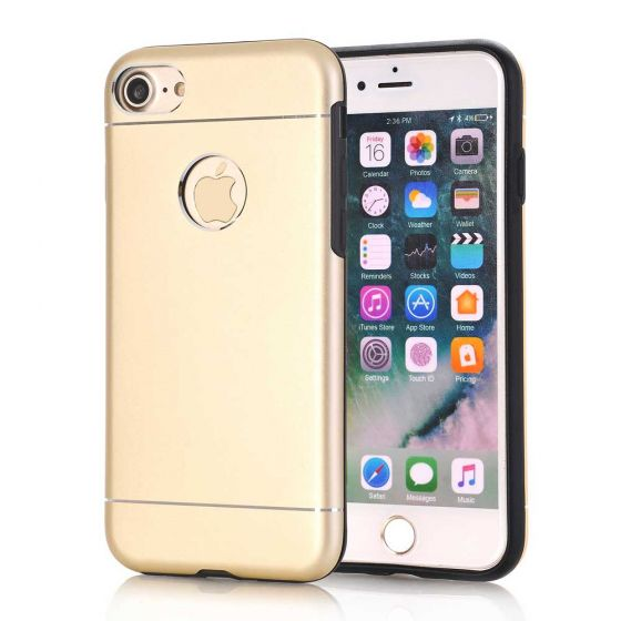 Aluminium Case für iPhone 7 Plus - Gold